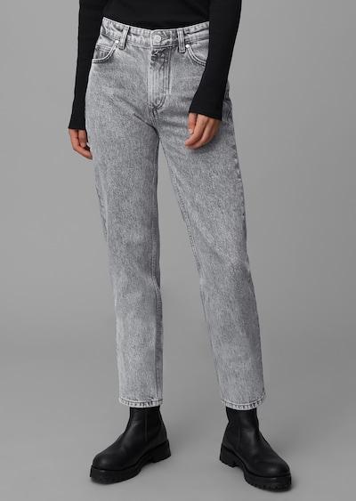 Marc O'Polo DENIM Jeans in de kleur Grijs, Modelweergave