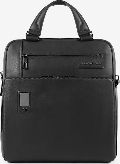 Piquadro Akron Laptoptasche Leder 33 cm Laptopfach in schwarz, Produktansicht