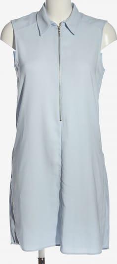 ZARA Hemdblusenkleid in S in blau, Produktansicht