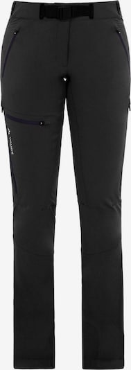 VAUDE Outdoorhose 'Badile Pants II' in schwarz, Produktansicht