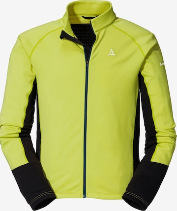 Schöffel Shirt in Gelb