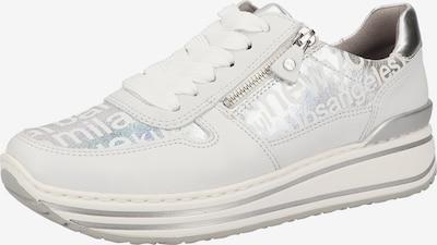 ARA Sneaker in silber / weiß, Produktansicht