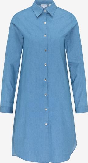 usha BLUE LABEL Vestido camisero en azul denim, Vista del producto