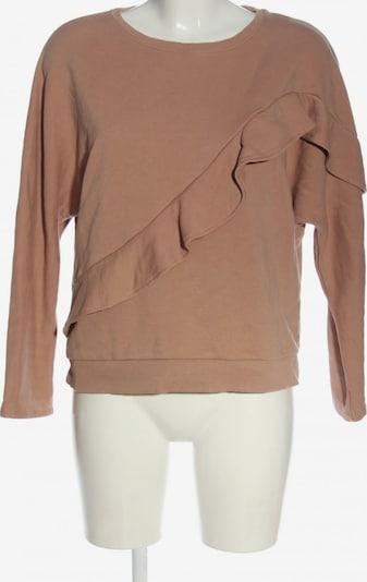 MANGO Sweatshirt in M in braun, Produktansicht