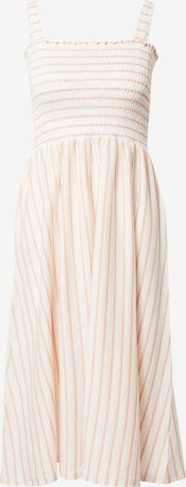 ONLY Letní šaty 'PEPPA' - krémová / meruňková / bílá, Produkt
