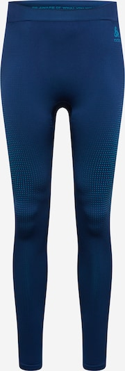 ODLO Sous-vêtements de sport en bleu marine, Vue avec produit