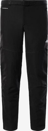 THE NORTH FACE Sportovní kalhoty 'LIGHTNING CONVERTIBLE' - černá, Produkt