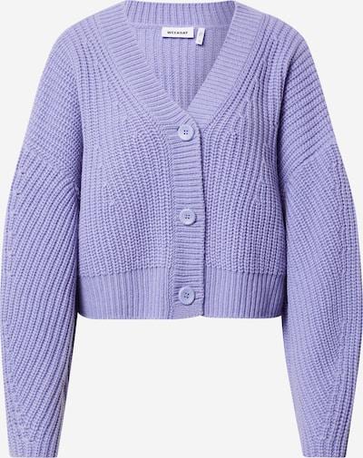 WEEKDAY Плетена жилетка 'Eli' в лилав, Преглед на продукта