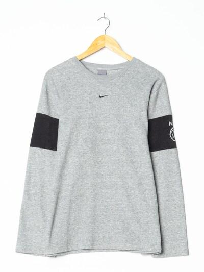 NIKE Fleece in M in grau, Produktansicht