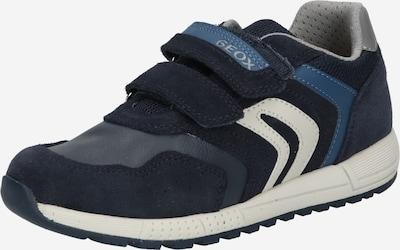 Sneaker 'ALBEN B. E' GEOX pe albastru / bleumarin / gri deschis, Vizualizare produs