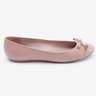 Louis Vuitton Flats & Loafers in 38,5 in Pink, Item view