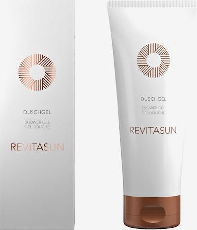 RevitaSun Shower Gel in White, Item view