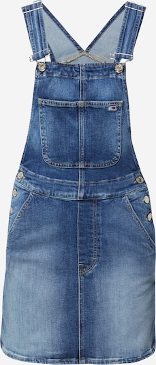 Tommy Jeans Laclová sukně - modrá džínovina, Produkt