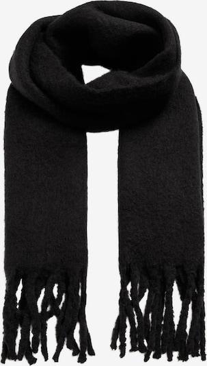MANGO Šal 'Rehima' | črna barva, Prikaz izdelka