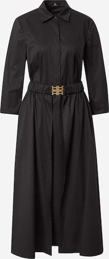 Riani Robe-chemise en noir, Vue avec produit