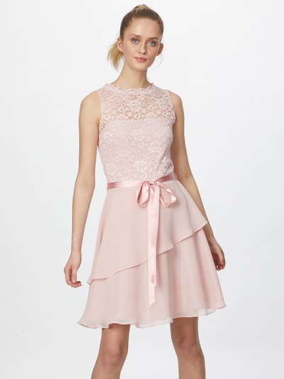 SWING Cocktail dress in pink, View model
