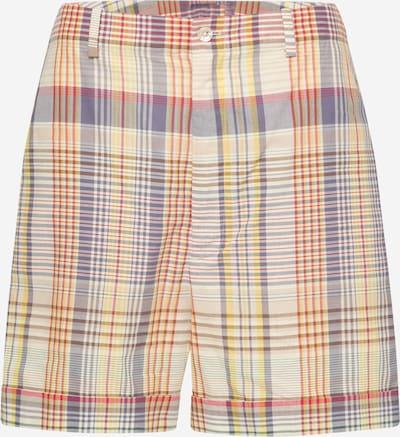 POLO RALPH LAUREN Spodnie 'LYDA' w kolorze jasny beż / jasnobrązowy / fioletowy / ciemnoczerwonym, Podgląd produktu