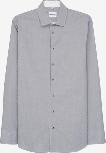 SEIDENSTICKER Zakelijk overhemd ' Slim ' in de kleur Grijs, Productweergave