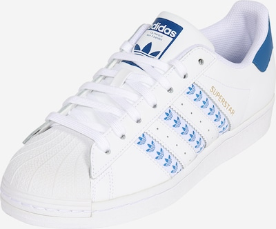 ADIDAS ORIGINALS Sneaker 'Superstar' in royalblau / weiß, Produktansicht