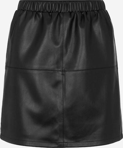 PIECES Rok 'PCGAHLIA' in de kleur Zwart, Productweergave
