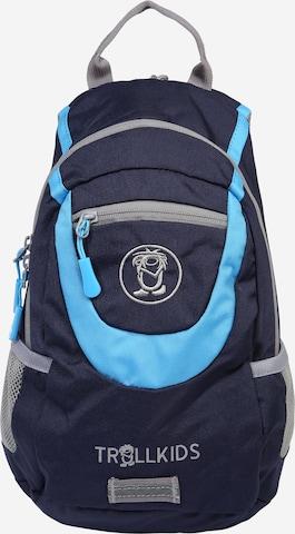 TROLLKIDS Spordiseljakott, värv sinine