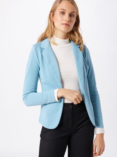ICHI Blazer in hellblau, Modelansicht