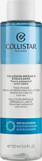 Collistar Gesichtspflege 'Two-Phase Make-Up Removing Solution' in transparent, Produktansicht