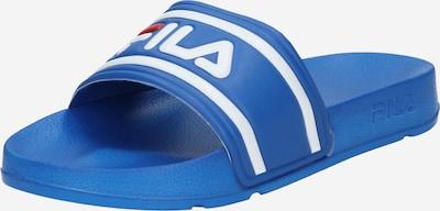 FILA Strand-/badschoen 'Morro Bay' in de kleur Hemelsblauw / Rood / Wit, Productweergave