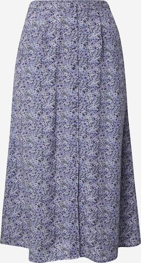 NU-IN Sukně - pastelová fialová / světle fialová / černá, Produkt