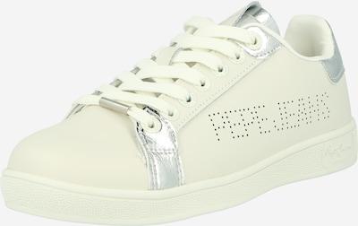 Sneaker low 'BROMPTON TOUCH' Pepe Jeans pe gri argintiu / alb, Vizualizare produs