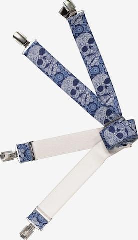 JP1880 Bretels in Blauw