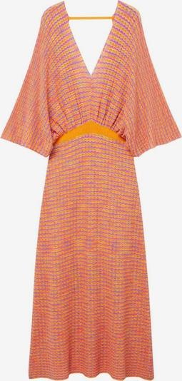 MANGO Kleid 'Fairy' in neonlila / mandarine, Produktansicht