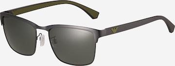 Emporio Armani Слънчеви очила '0EA2087' в зелено