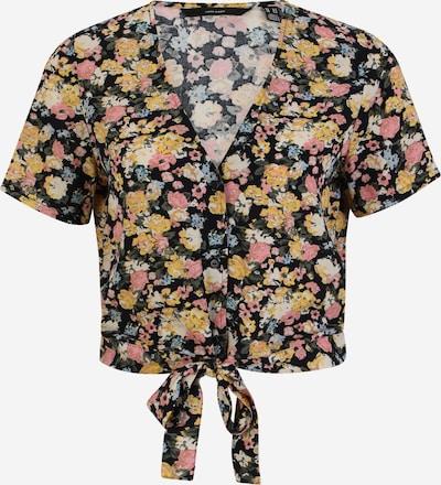 Vero Moda Tall Blouse in de kleur Geel / Groen / Rosa / Zwart, Productweergave