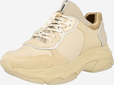 BRONX Sneaker 'BAISLEY' in nude / camel / gold, Produktansicht
