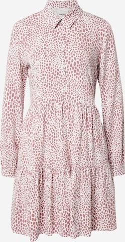 VILA Kleid in Weiß
