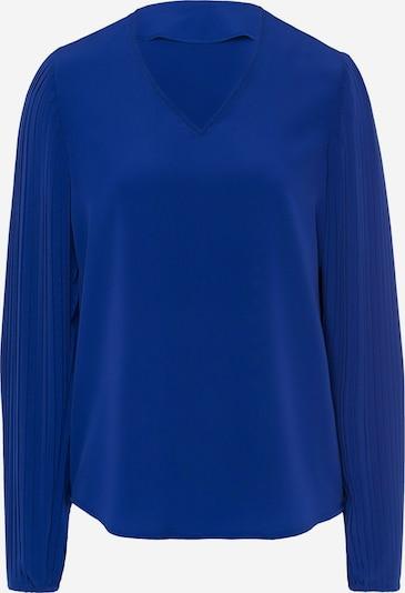 Uta Raasch Bluse zum Schlupfen in blau / royalblau, Produktansicht