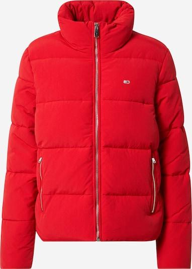 Tommy Jeans Kevad-sügisjope punane, Tootevaade