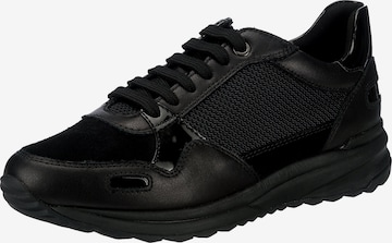 GEOX Sneakers 'Airell' in Black