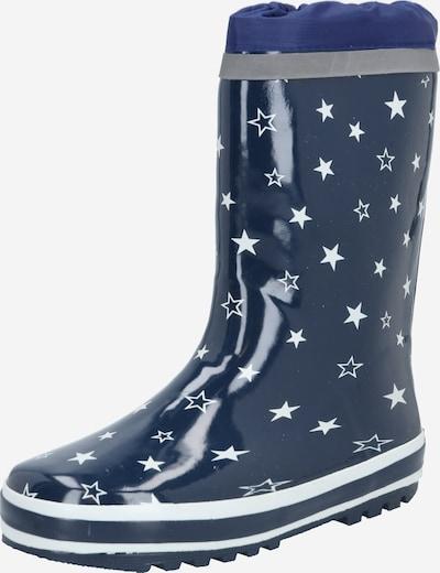 Guminiai batai iš MAXIMO , spalva - mėlyna / balta, Prekių apžvalga