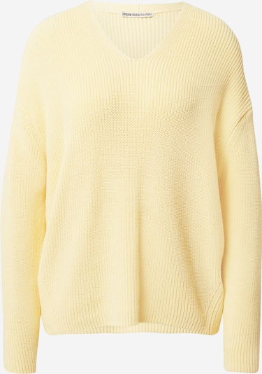 DRYKORN Pullover 'MERINA' in gelb, Produktansicht