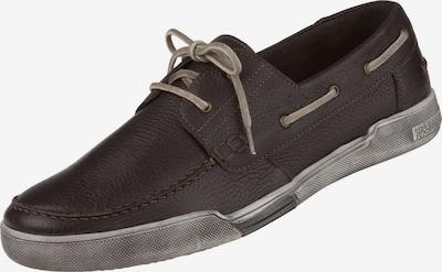 Natural Feet Schnürer 'Torino' in dunkelbraun, Produktansicht