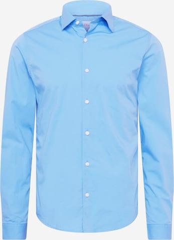 s.Oliver Businessskjorta i blå