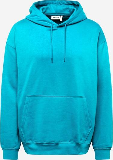 WEEKDAY Sweatshirt in türkis, Produktansicht