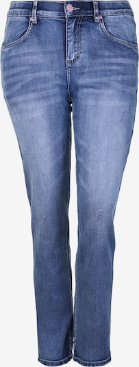 Purple Lily Jeans Bluebell T088 in blau, Produktansicht