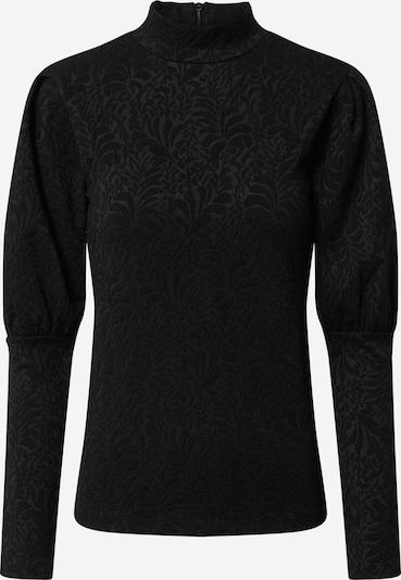 EDITED Camiseta 'Warja' en negro, Vista del producto