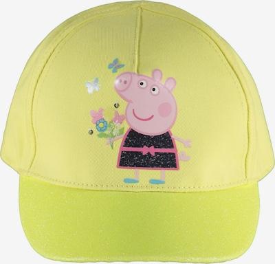 NAME IT Šešir 'PEPPA PIG' u plava / tamno plava / žuta / roza, Pregled proizvoda