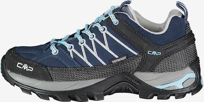 CMP Schuh 'Rigel' in blau / türkis / schwarz / weiß, Produktansicht