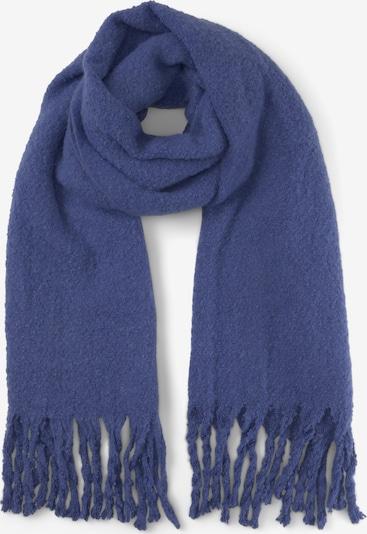 TOM TAILOR Sjaal in de kleur Royal blue/koningsblauw, Productweergave