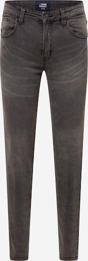 Denim Project Jean en gris foncé, Vue avec produit